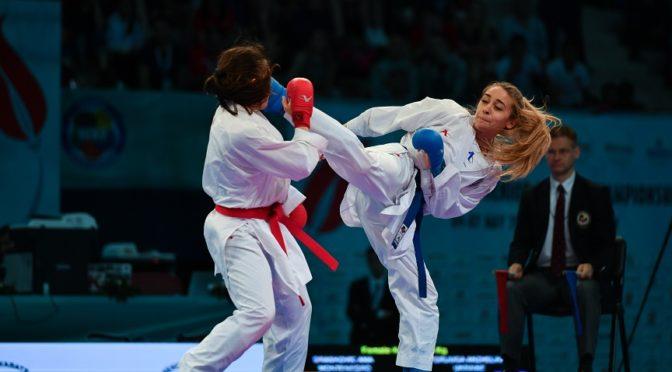 Одесская спортсменка — лидер мирового рейтинга по каратэ