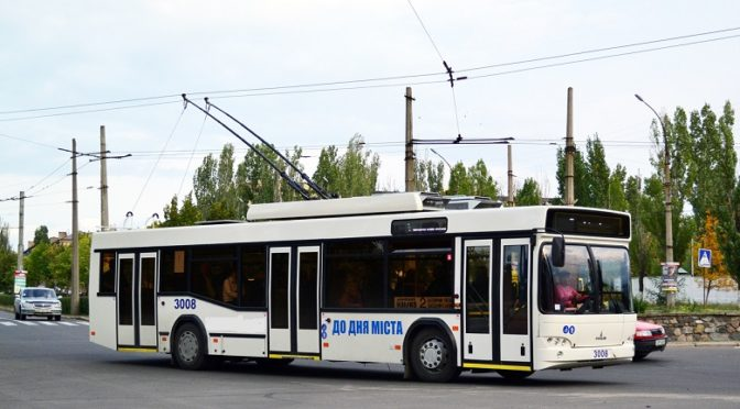 Троллейбусы на девятом маршруте будут ходить каждые три-четыре минуты, а количество автобусов радикально сократят
