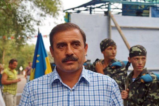 Нардеп Антон Киссе вчера поздравил пограничников. Этот праздник отмечают в РФ 28 мая. ВИДЕО