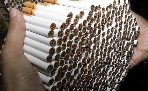 В Одесской области правоохранители накрыли подпольный цех по производству сигарет. Изъяли табак и оборудование стоимостью 14,3 млн грн. ФОТО