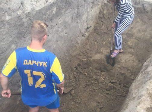 """""""Центр развития Бессарабии"""" поддержал первую международную археологическую экспедицию"""