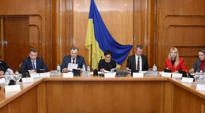 ЦИК назначила выборы в трех объединенных громадах Одесской области