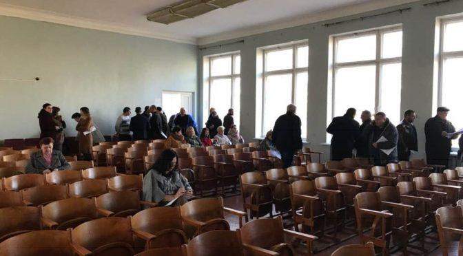 Политический кризис в Ананьевском райсовете: депутаты отказываются приходить на сессии