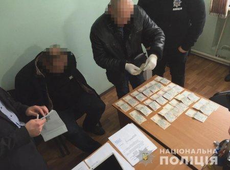 Чиновник Савранской РГА пытался подкупить полицейского