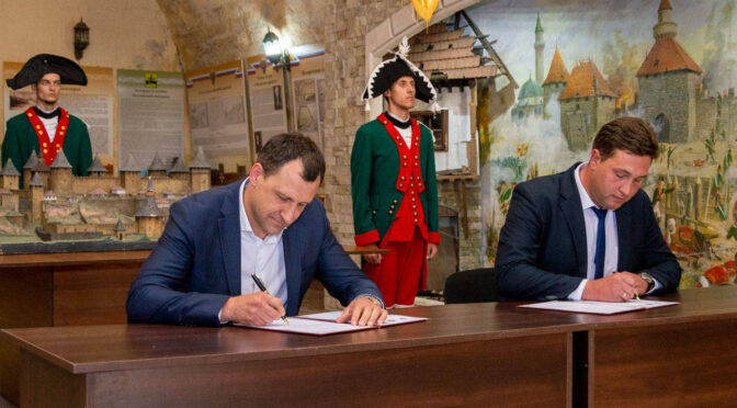 Руководитель Аккерманской крепости собирается сотрудничать с коллегами из непризнанного Приднестровья