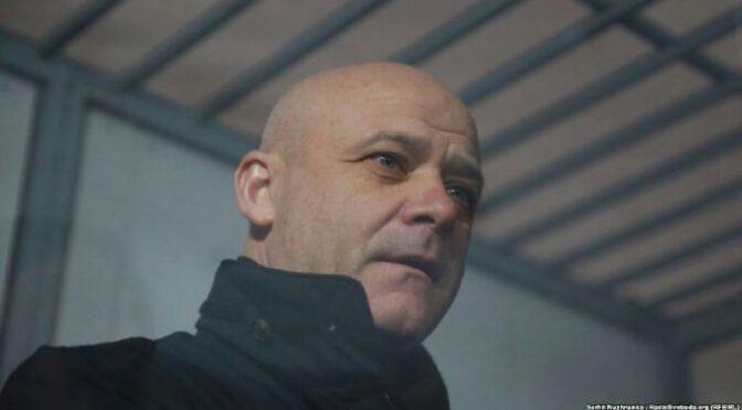 «Труханов на крючке»: почему судебный процесс над одесским мэром не закончиться до второго тура президетских выборов?