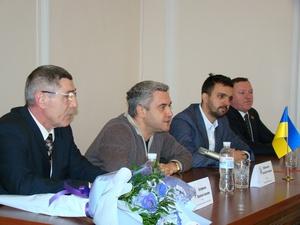 В Рени официально представили вновь назначенного главу райгосадминистрации