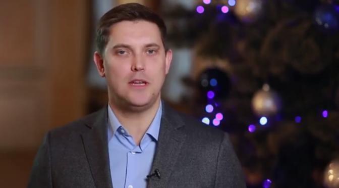 Верит в сказки: новогоднее откровение Максима Куцего