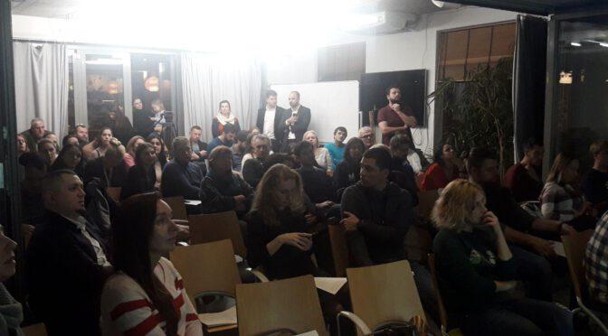 Одесский журналист сравнил ОДА с маршруткой, в которой 10 лет течет люк