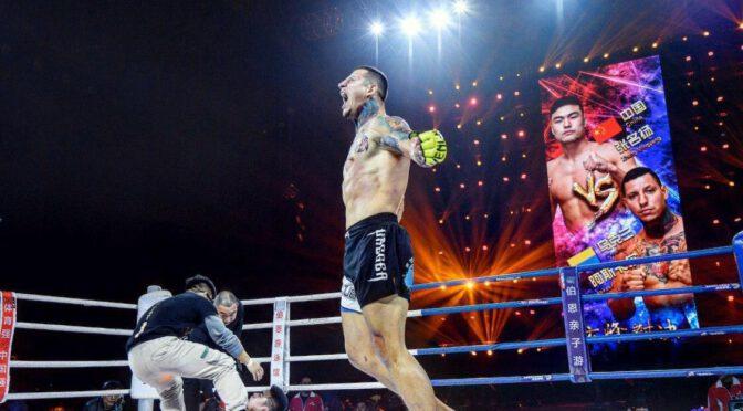 Известный украинский боец Аскар Можаров может провести бой в одной из крупнейших федераций ММА в мире
