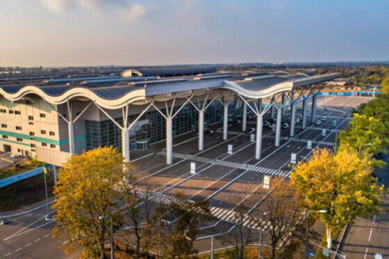 С 1 мая в одесском аэропорту разрешат бесплатно подъезжать к новому терминалу